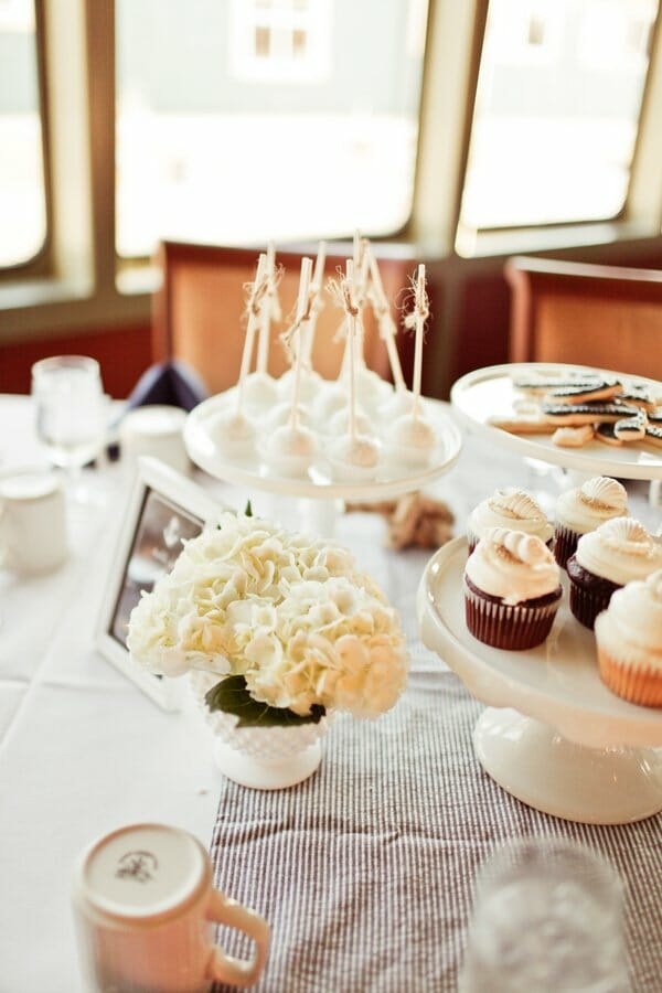 Argosy Cruise Pier 56 Wedding