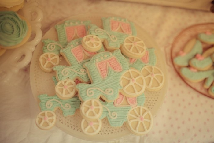 carriage cookies