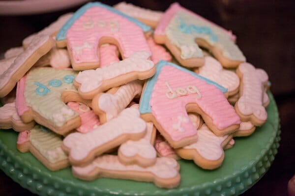 dog house cookies