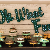 HOLIDAY FAVORITE THINGS PARTY