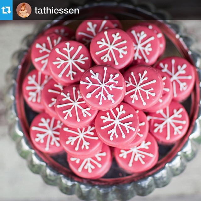 Get the recipe for my sweet friend @tathiessen's favorite treat in my book Eat More Dessert! So simple to make and sooo good!! ••••• #repost @tathiessen with @repostapp.