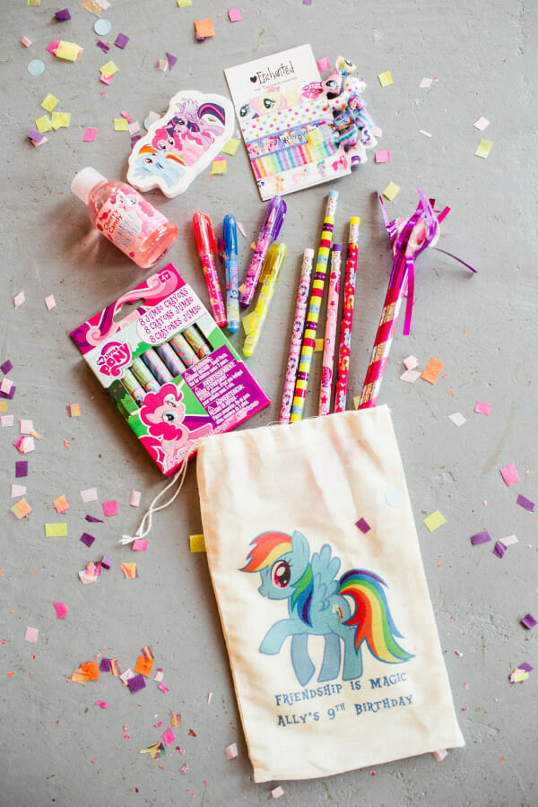 How To Host A My Little Pony Birthday Party