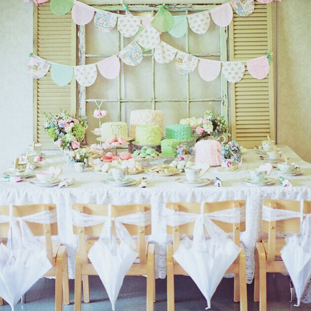 #tbt Ally's Mary Poppins Tea Party. One of my favorites. {link in profile}