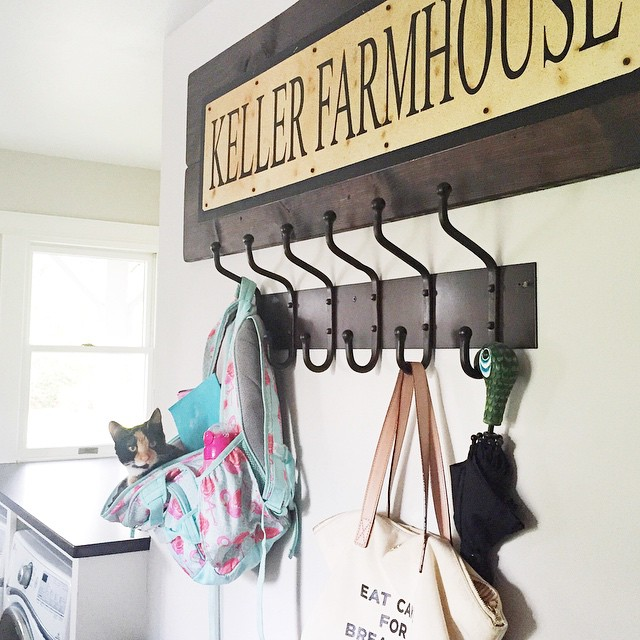 You just never know where you'll find Pearl.  #kellerfarmhouse