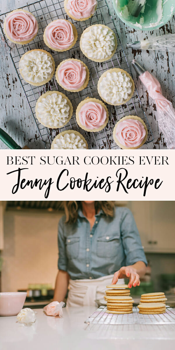 Best Sugar Cookies Ever  The Jenny Cookies Recipe – Jenny Cookies