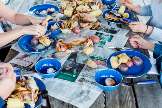 How to Host a Crab Boil | Hudson's 9th Birthday