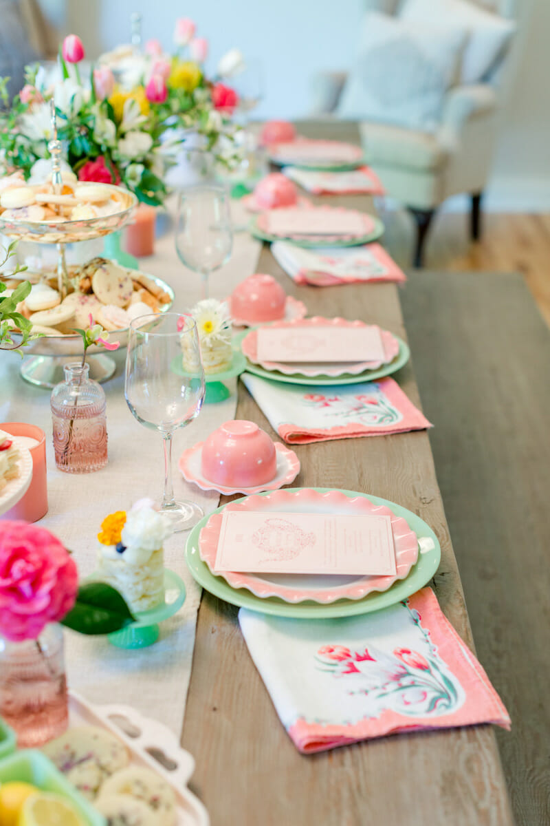 How To Host A Ladies Tea Party