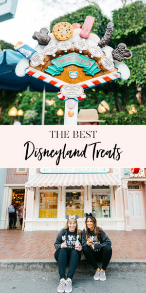 How to Eat Your Way Through Disneyland | the best Disneyland treats | what to eat at Disneyland || JennyCookies.com #disney #disneyland #disneyeats #disneyfood #jennycookies