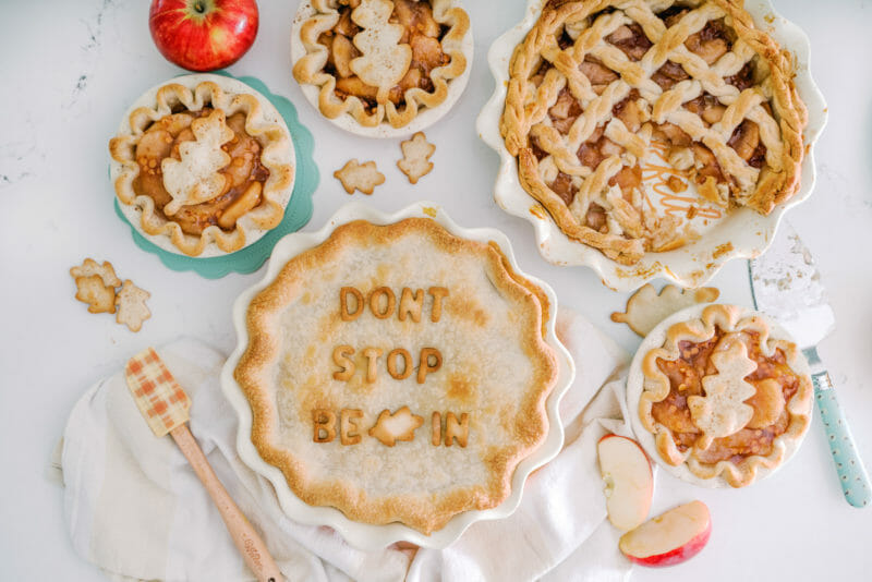 Easy Holiday Pie Ideas